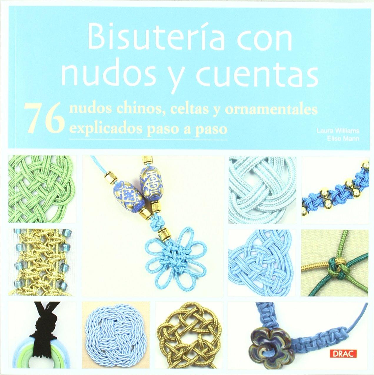 cd4e84bfd12c BISUTERIA CON NUDOS Y CUENTAS  76 NUDOS CHINOS