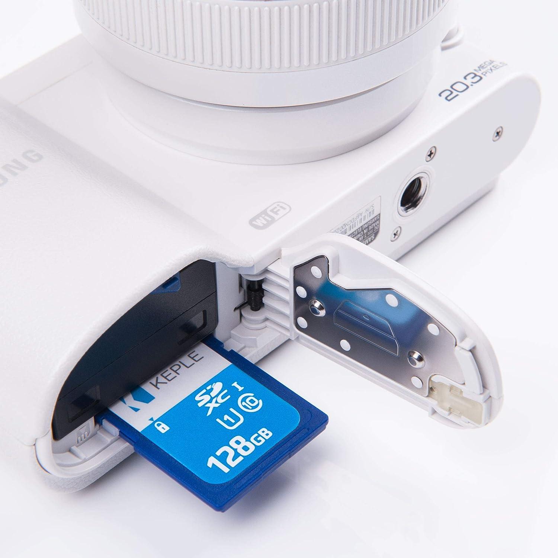 D7500 D3300 D5500 D3400 D810 D750 D5300 D5100 D5600 D7100 Carte SD 128Go Classe 10 Carte M/émoire Haute Vitesse pour Nikon D3100 D610 D850 D810A Cam/éra UHS-1 U1 SDHC 128 GB D7200