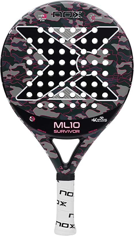 NOX ML10 Pro Cup Survivor Gris: Amazon.es: Deportes y aire libre