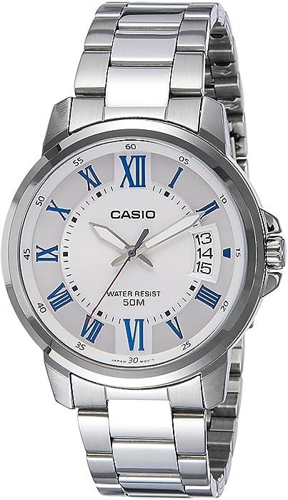 b251ec5625fa CASIO MTPE130D-7A  Amazon.es  Relojes