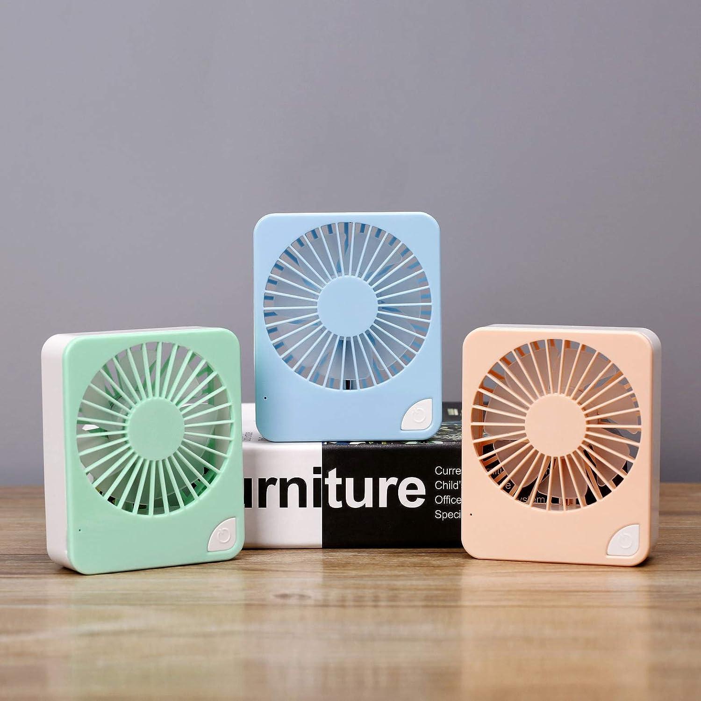 Mini ventilador creativo mini portátil pequeño ventilador casero ...