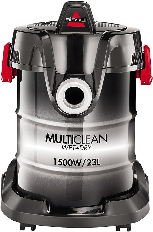 Bissell MultiClean W&D Drum - Limpiador Aspirador, 1500 W, 85 ...