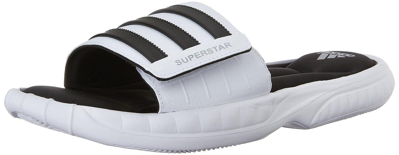 cd12e0591e316 Adidas Performance Men s Superstar 3G Slide Sandal  Amazon.com.au  Fashion