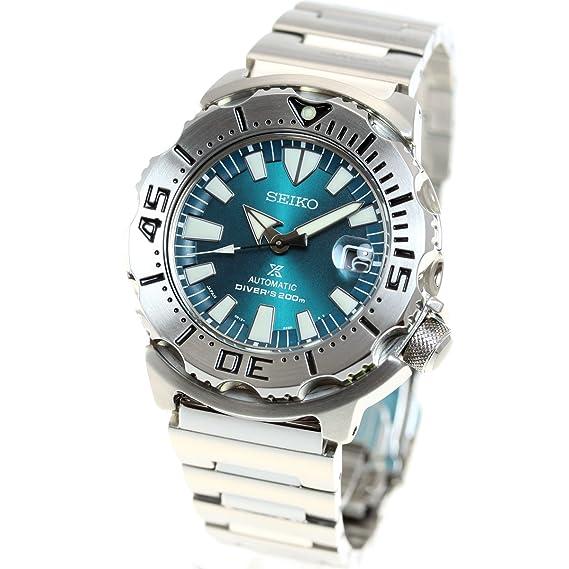 Seiko Prospex limitada modelo Diver Scuba szsc005 Mens Importación de Japón: Amazon.es: Relojes