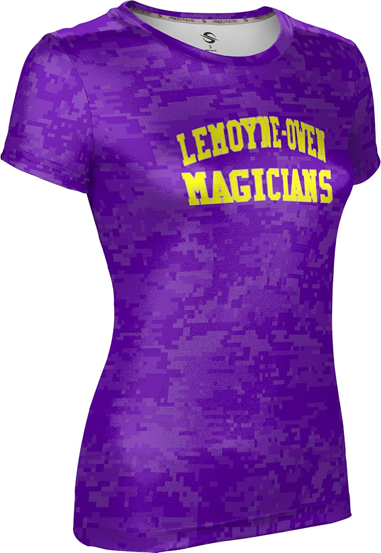 ProSphere Women s LeMoyne-Owen College Digital Shirt (Apparel) at Amazon  Women s Clothing store  f7f5c4f235ff2