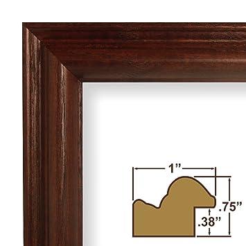 Amazon.com - 24x28 Poster Frame, Wood Grain Finish, 1\