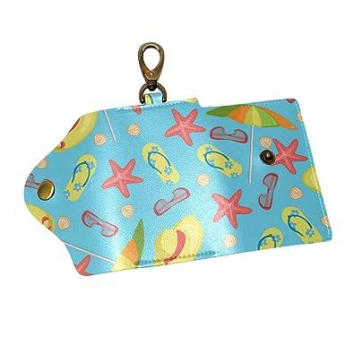 e9fd99d34e78 Amazon.com: Anmarco Summer Slippers Umbrella Glasses Hats Starfish ...