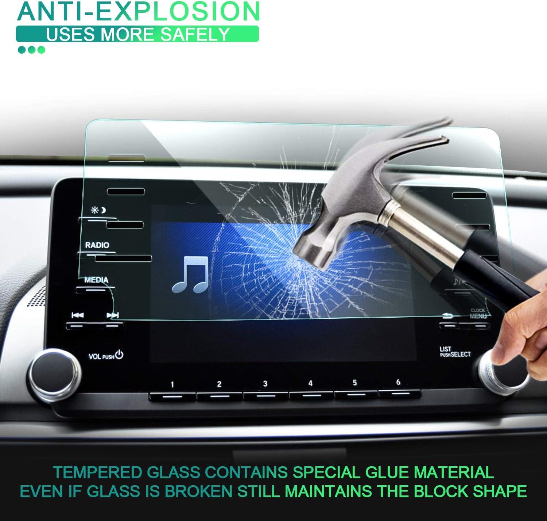 2018-2020 Honda Accord 8-Inch Accord Interior Accessories Navigation Screen Protector Compatible for Honda Accord 2018 2019 2020,Anti-blue Light Protector,9h Hardnes Anti Screen Aging
