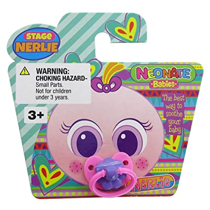 Amazon.com: Distroller USA Neonate Babies Nerlie Pink ...