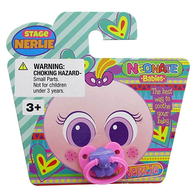 Amazon.com: Distroller USA Neonate Babies Nerlie Pink ...