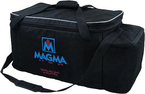 Magma Products - Estuche acolchado para rejilla de almacenamiento/arry para parrillas rectangulares de 22,86 x 45,72 cm: Amazon.es: Deportes y aire libre