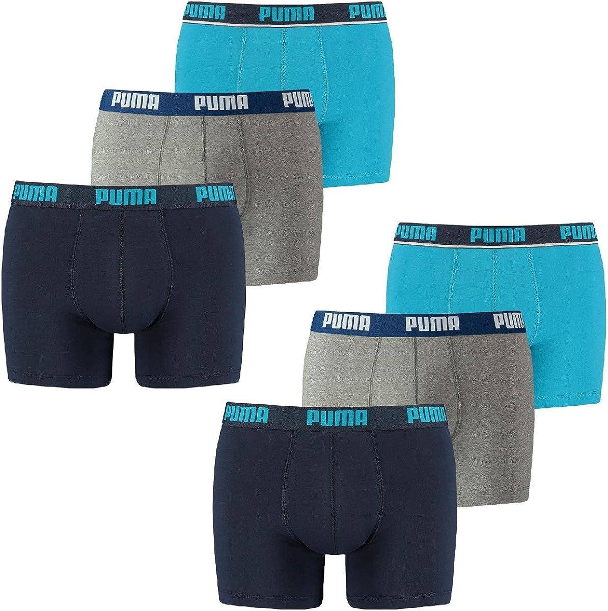 6 er Pack Puma Boxer Boxershorts Men Pant Underwear new, Farben ...