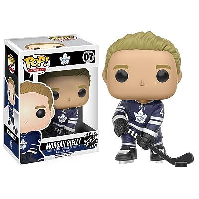 Funko NHL Morgan Reilly Pop Figure: Funko Pop! Nhl:: Toys & Games