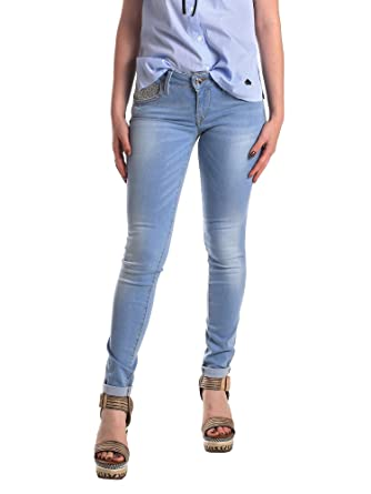 on sale a8919 fe6b2 Fornarina BER1H37D709R60 Jeans Women: Amazon.co.uk: Clothing