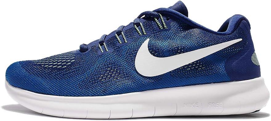 Nike Hombre Free Run 2017 zapatillas para correr: Amazon.es: Zapatos y complementos