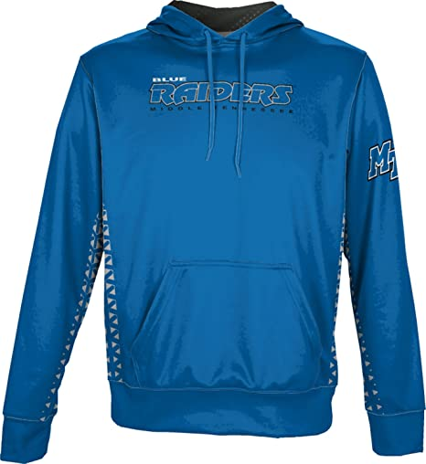 ProSphere Middle Tennessee State University Girls Pullover Hoodie Geo School Spirit Sweatshirt