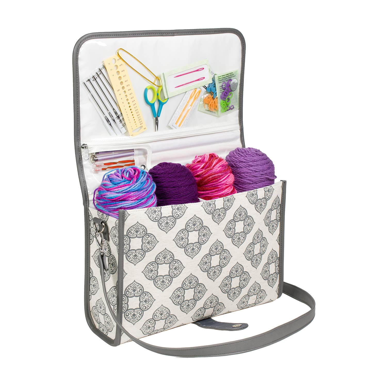 Everything Mary Deluxe Knitting Storage Bag, Large