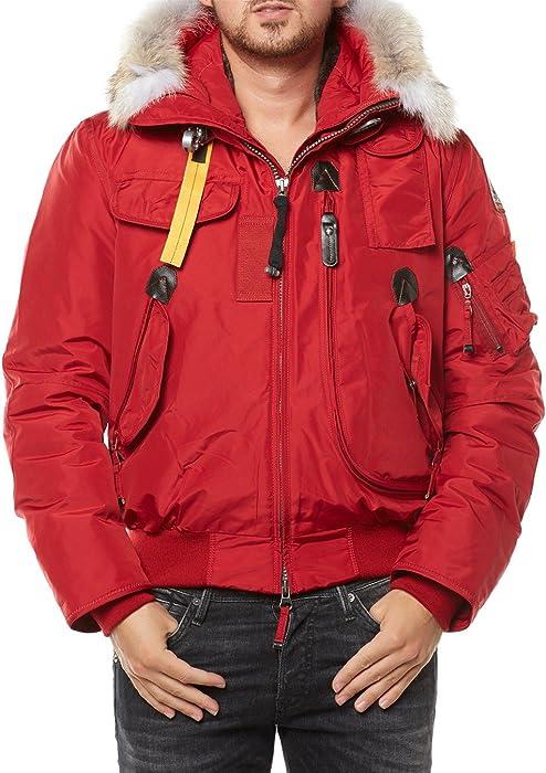 Parajumpers Chaqueta impermeable Gobi XL Rojo: Amazon.es ...