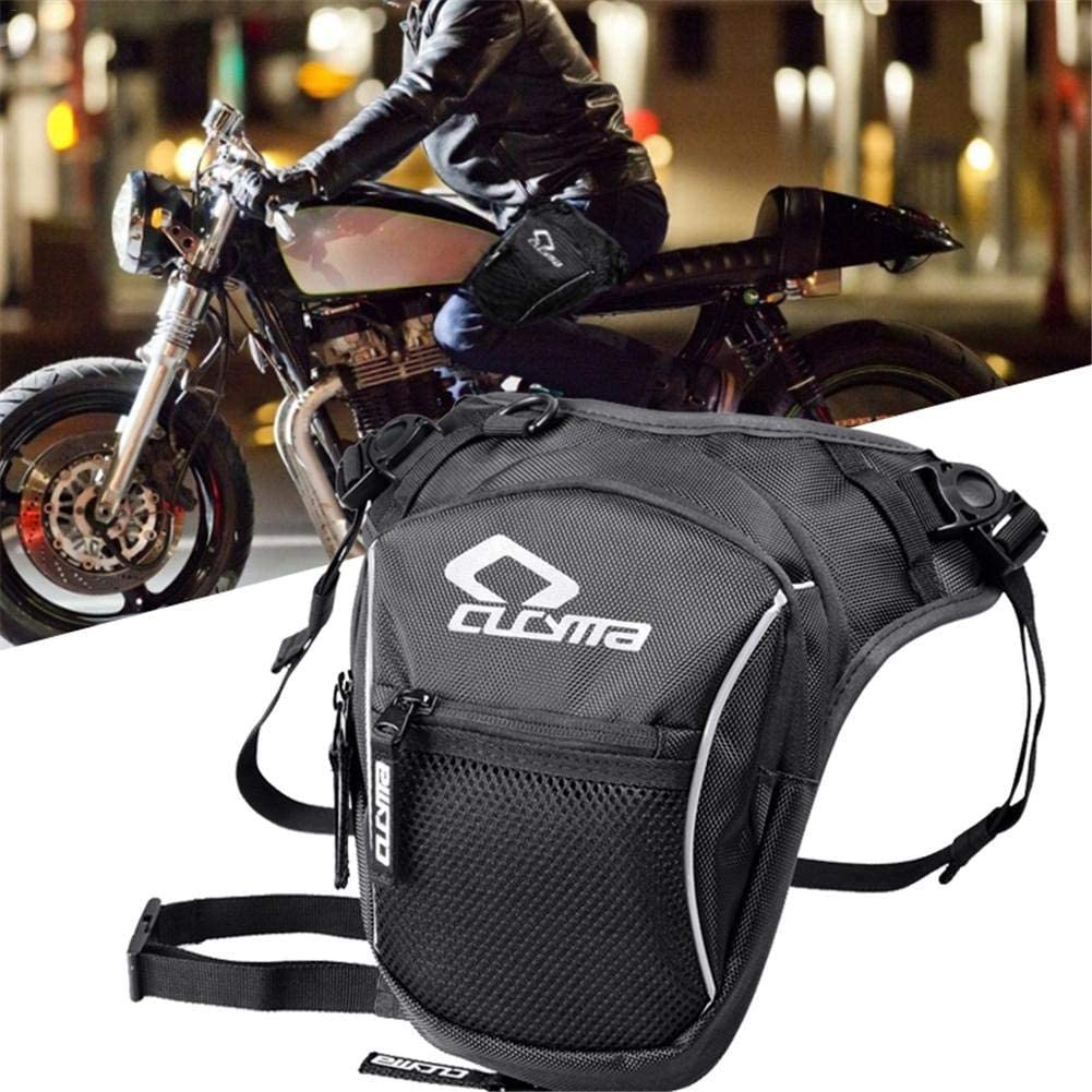 1680D Oxford Cloth Sport Leg Pocket Waterproof DesignSuitable For Motorcycling Motorcycle Mens Leg Pocket Chirsemey Motorcycle Leg Bag