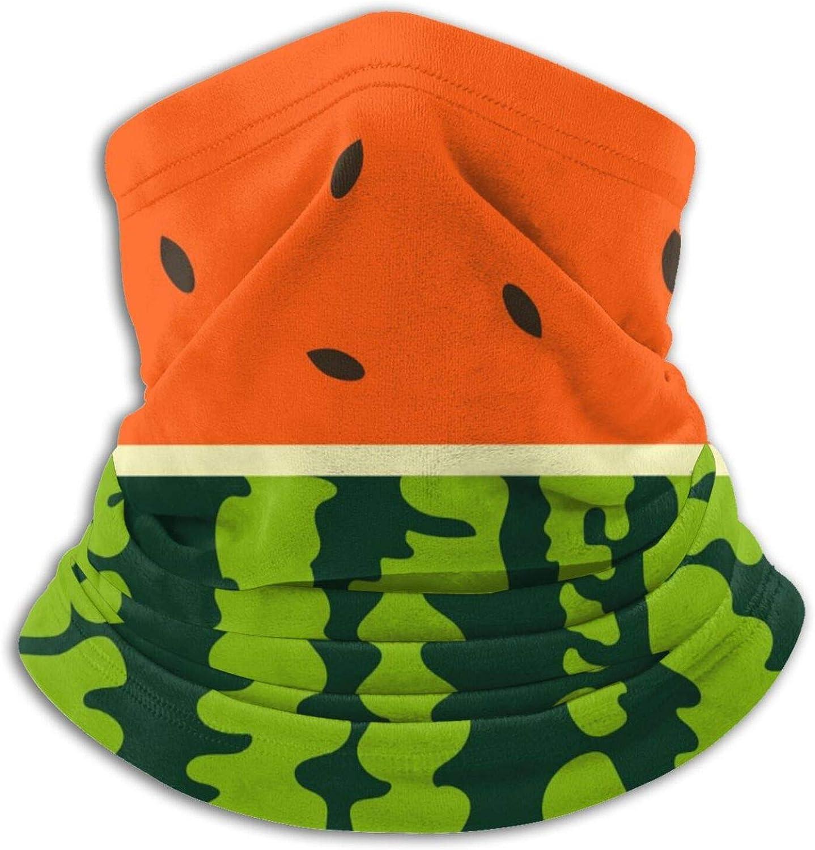 Amazon.com: PJKDDE Kids Watermelon Neck Warmers Gaiter for
