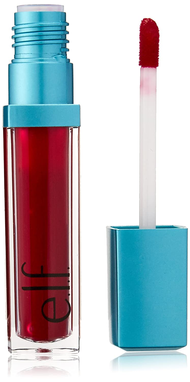 e.l.f. Aqua Beauty Radiant Gel Lip Stain - Dewy Berry 57041