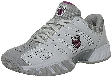 K-Swiss Women s Bigshot Light Tennis Sports Shoes  Amazon.co.uk ... 58ea5f35e47