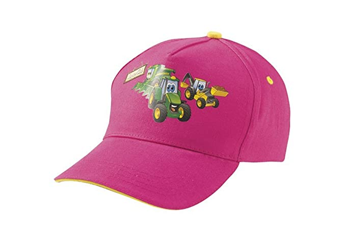 Gorra John Deere para niño verde (Rosa)  Amazon.es  Ropa y accesorios 54c2a9e5abd