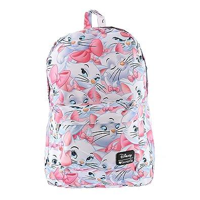 816b184d651 Amazon.com  Aristocats Marie Print Backpack Standard  Clothing