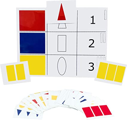 Trio Juego Para Demencia Y Alzheimer Toys Games
