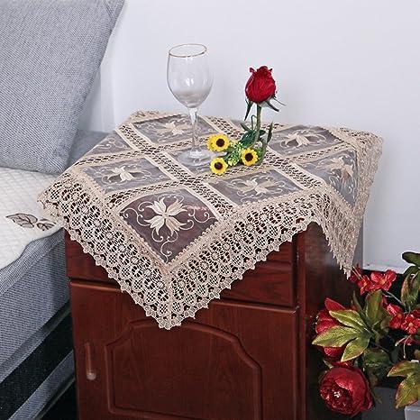 XYY Paño de Tabla de cabecera/Estilo Europeo Cubiertos de Tela servilleta/Cubierta Antipolvo