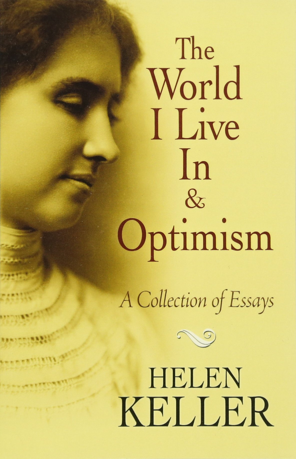 The World I Live In and Optimism: A Collection of Essays (Dover Books on Literature & Drama) pdf epub