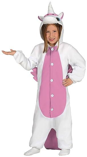 Guirca Disfraz Pijama Unicornio, Talla 10-12 años (87641.0)