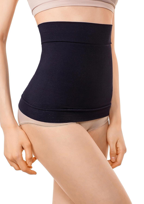 MD Women's Shapewear Waist Trainer Seamless Waist Cincher Tummy Corset Tops