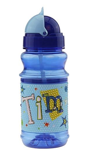 John Hinde 03860800083 Botella con Nombres, Tim