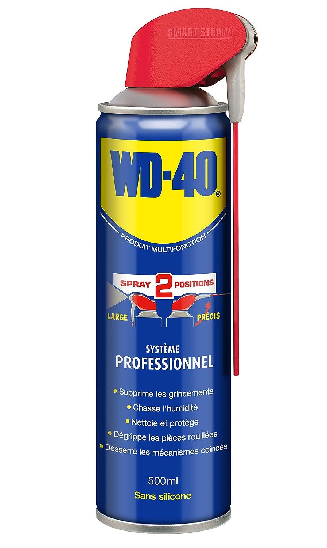 WD-40aerosol, 500ml, azul
