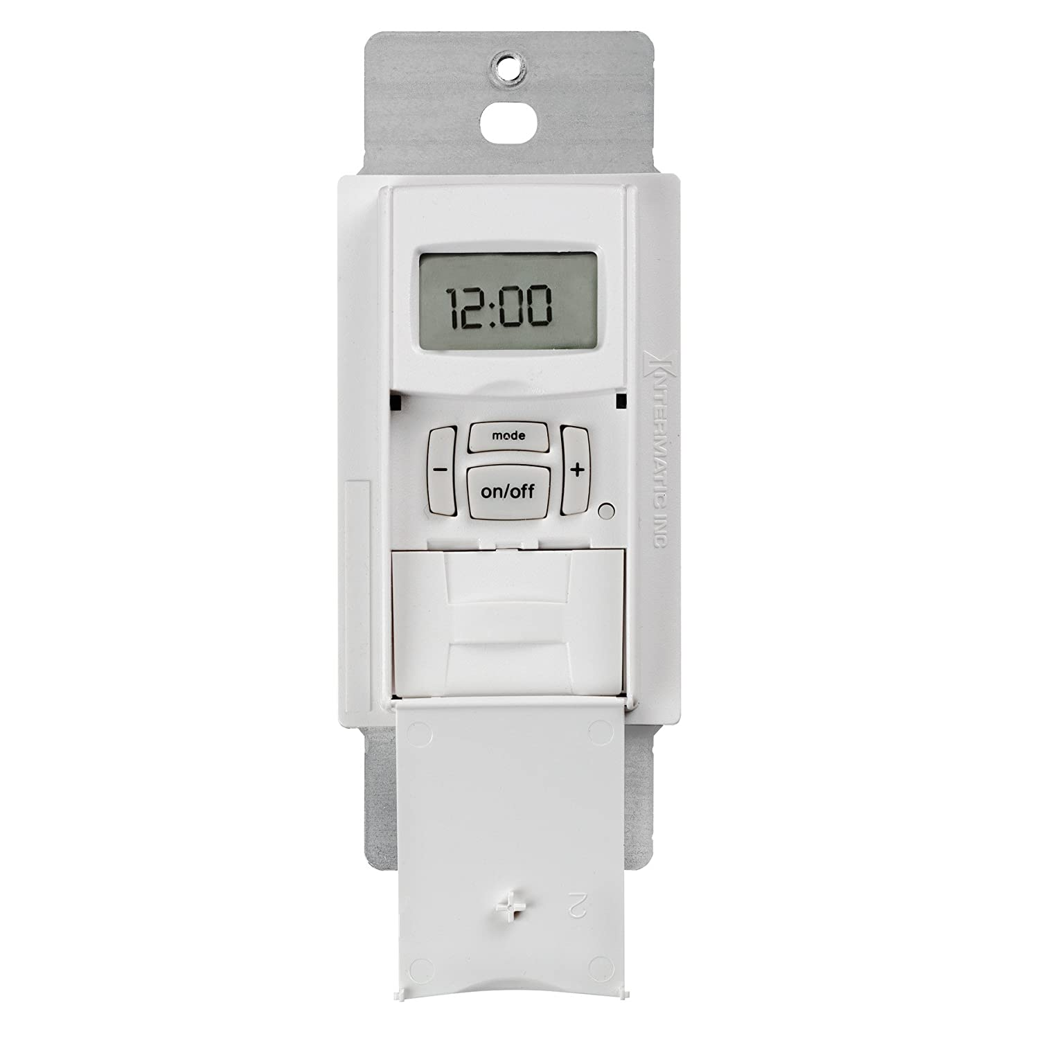 Intermatic st01 7 day programmable in wall digital timer switch for intermatic st01 7 day programmable in wall digital timer switch for lights and appliances astronomic self adjusting heavy duty amazon mozeypictures Gallery