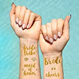 xo, Fetti Bachelorette Party Flash Tattoos
