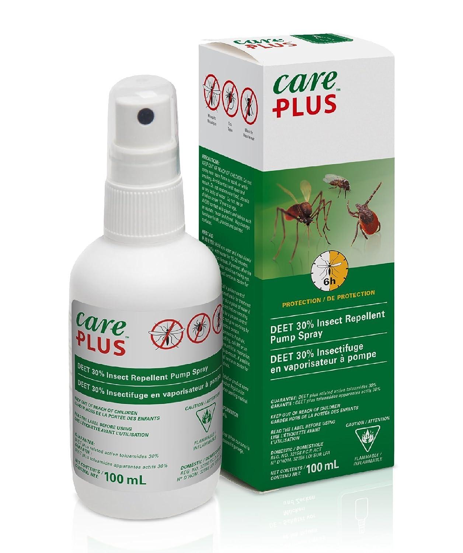 Care Plus 30% Deet Insect Repellent - 100ml Spray Pump K-G SPRAY-PAK INC.