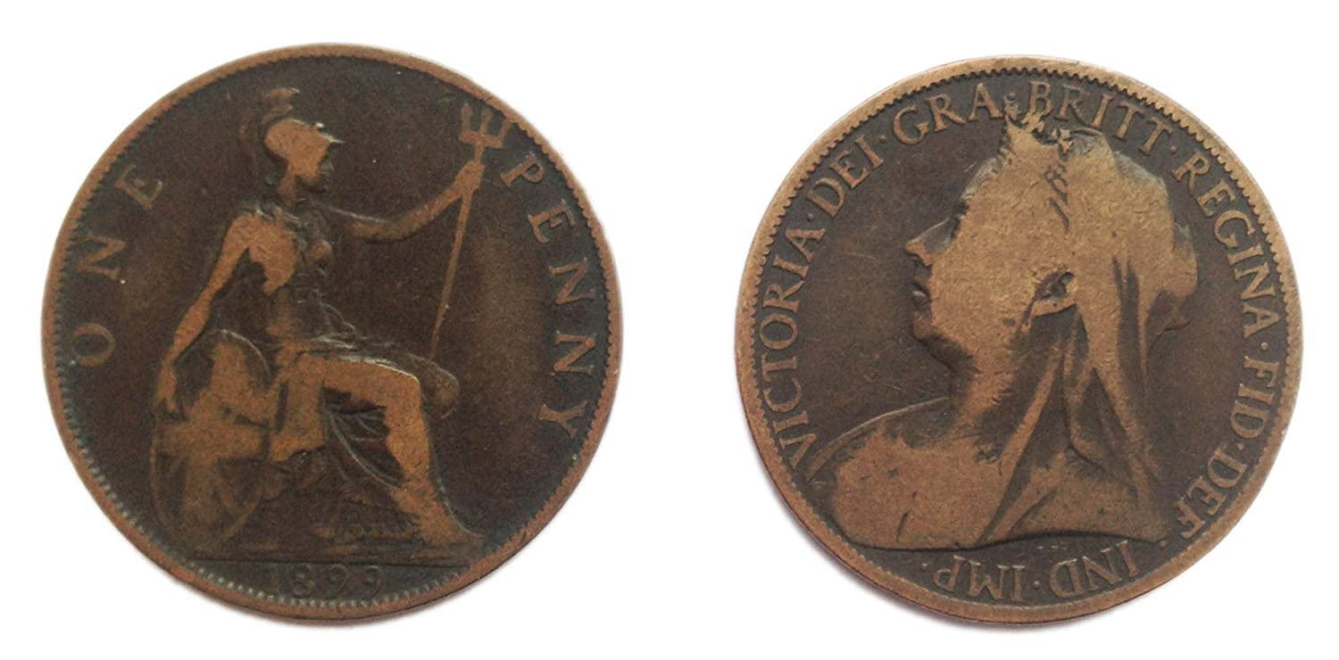 Amazon com: Stampbank Coins for Collectors - Circulated 1899