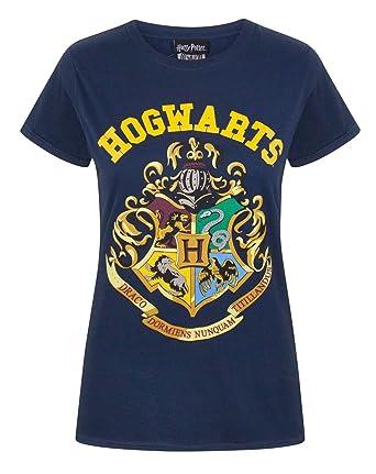 a8a93d3b9a8835 Harry Potter Damen T-Shirt: Amazon.de: Bekleidung