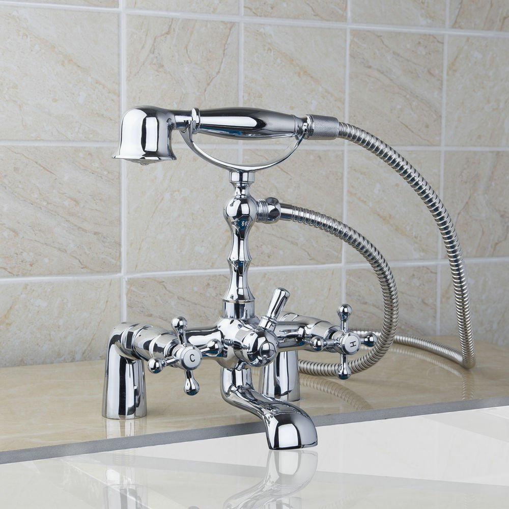 Yanksmart® diverter bathroom bathtub faucets handheld showerheads ...
