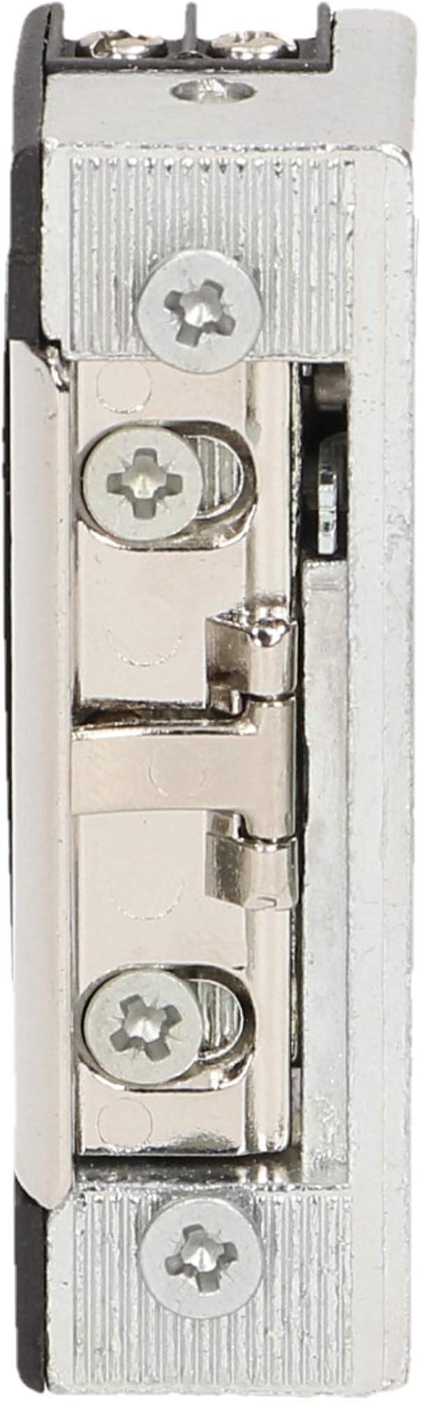 ORNO Cerradura Electrica Para Puerta Izquierda y Derecha, Ajuste De Rigidez 8-14V AC/DC (Básico): Amazon.es: Bricolaje y herramientas