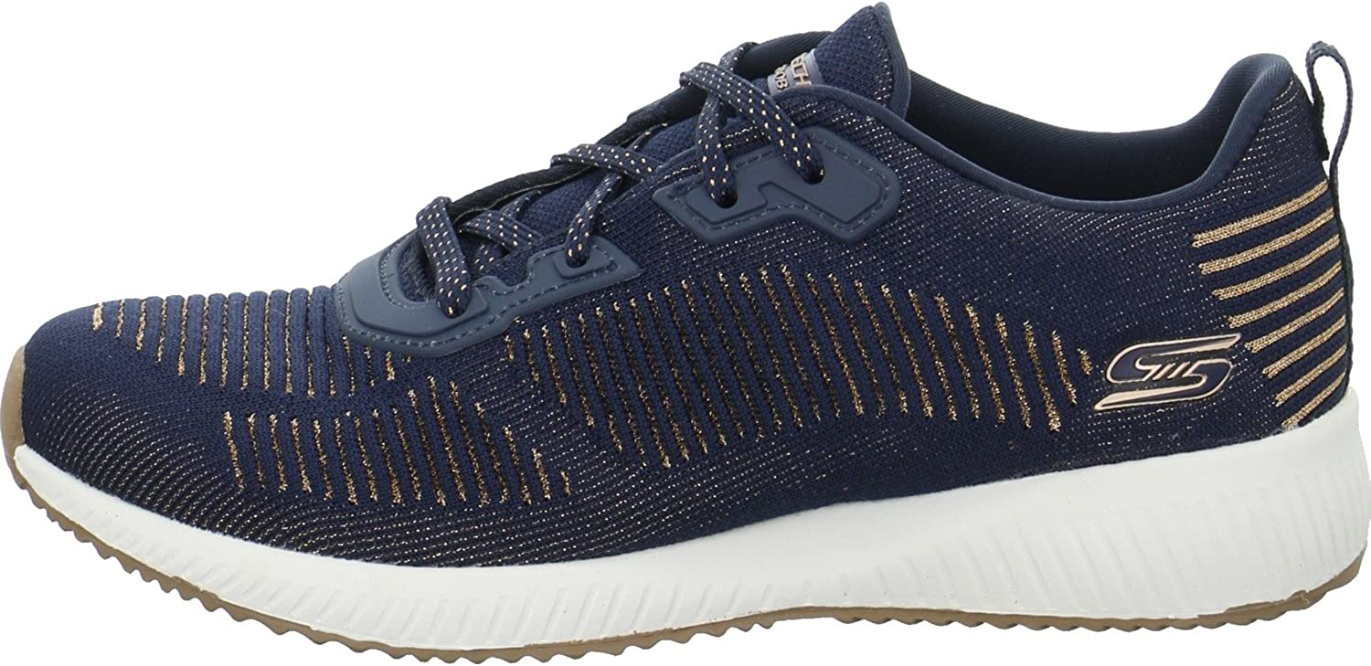 Skechers Bobs Squad Glam League 31347 DKNV Marino