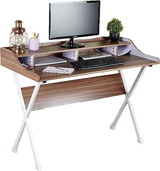 Abreo PC Escritorio Mesa de Ordenador estación de Trabajo Muebles ...