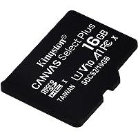 Kingston Canvas Select Plus Tarjeta microSD, SDCS2/16GBSP Class 10