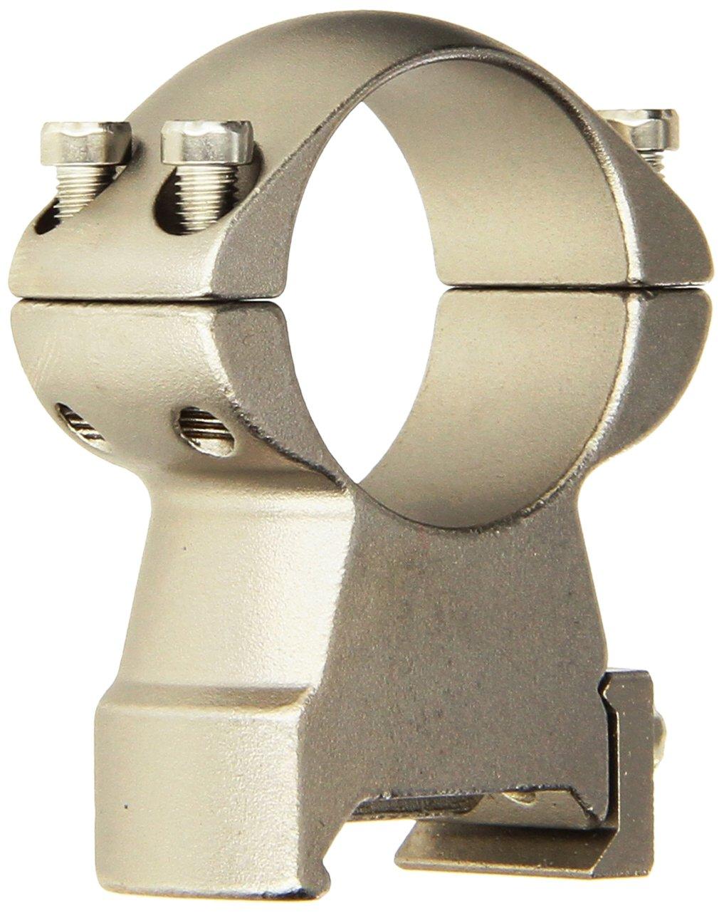 WEAVER 49323, Grand Slam Steel Rings, 1'', X-High, Silver by WEAVER