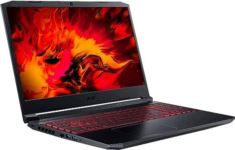 "Acer Nitro 5 AN515 Gaming Laptop, 15.6"" IPS FHD, AMD Ryzen 5 4600H (Beat i7-9750H), NVIDIA GTX 1650, Hexa-Core up to 4.00 GHz, 32GB RAM, 512GB SSD, Backlit, RJ-45, Wi-Fi 6, USB-C, Win 10"