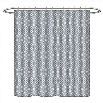 Amazon.com: Mannwarehouse Colección de cortinas de ducha ...