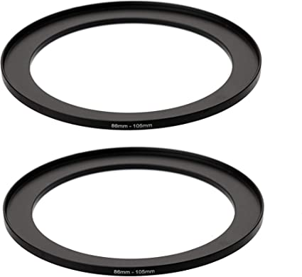 Camera 105mm Lens to 77mm Accessory Step Down Adapter Ring 105mm-77mm