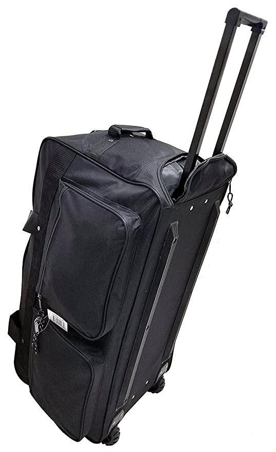 1c95c70842 Amazon.com  Explorer Duffle Bag Carry On Luggage Oversize Travel Bag Flight  Weekender Gym Tote Sport Military Bag Hold All for Men and Women 22 Inch   Sports ...